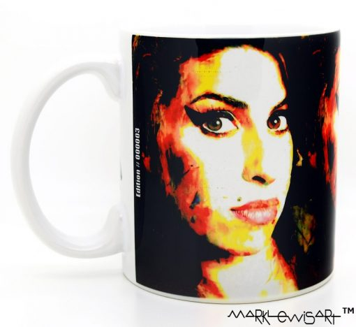 """Amy Winehouse """"A School Of Thought"""" by Mark Lewis"""