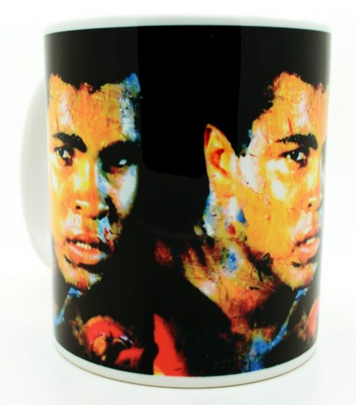 "Muhammad Ali ""Affirmation Realized"" by Mark Lewis"