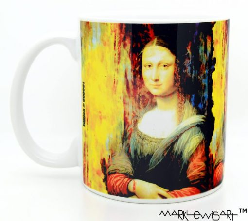 "Mona Lisa ""Ageless Charm"" by Mark Lewis"