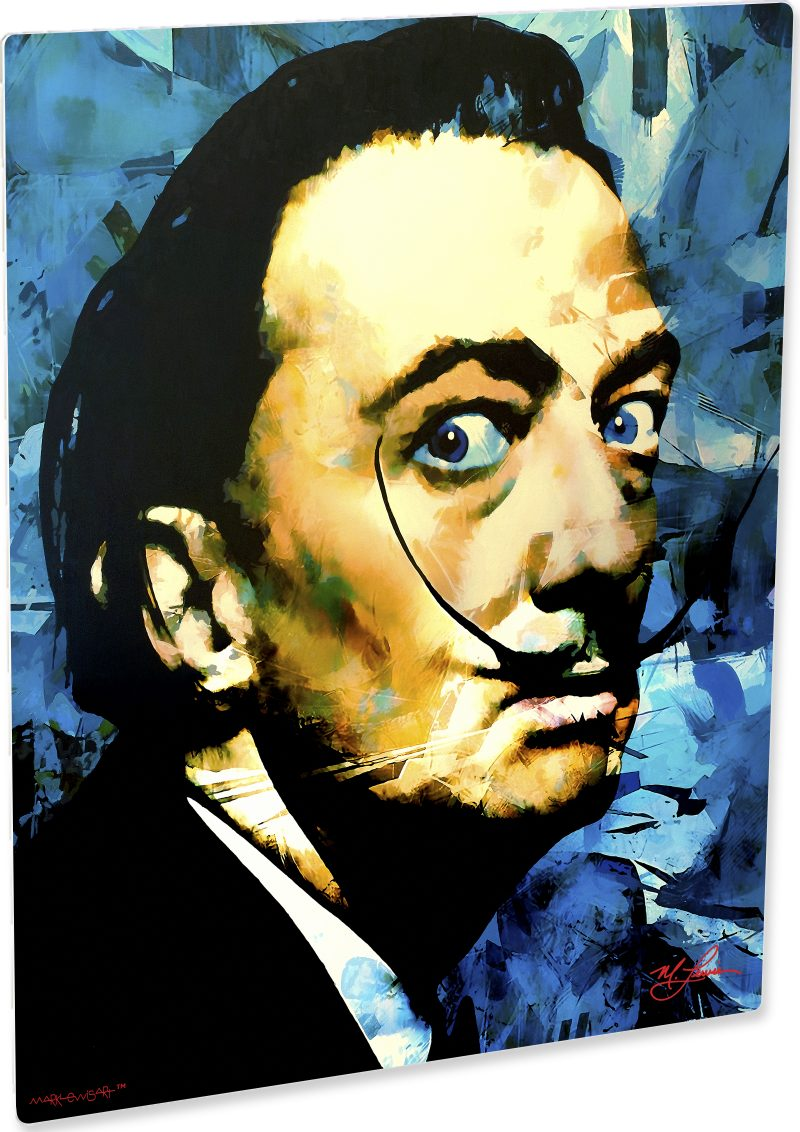 Striking Salvador Dali art print painting wall decor | Mark Lewis Art
