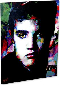 "Elvis Presley ""Electric Elvis"" by Mark Lewis"