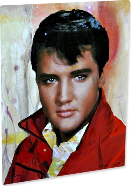 """Elvis Presley """"Elvis One"""" by Mark Lewis"""