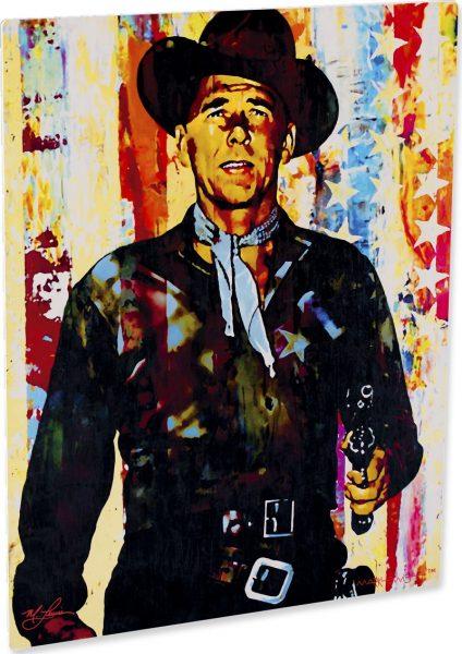 "Ronald Reagan ""Generation Extinction"" by Mark Lewis"