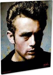"James Dean ""Gentle Trust"" by Mark Lewis"