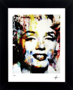 "Marilyn Monroe ""Hollywood Soul"" by Mark Lewis"