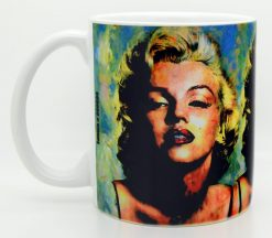 "Marilyn Monroe ""Insatiable"" by Mark Lewis"