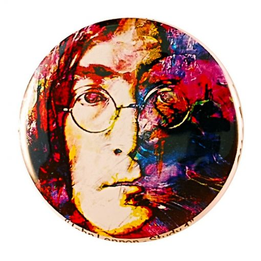 "John Lennon ""John Lennon Study Two"" by Mark Lewis"