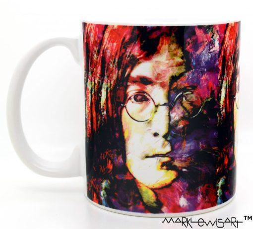 """John Lennon """"John Lennon Study 2"""" by Mark Lewis"""