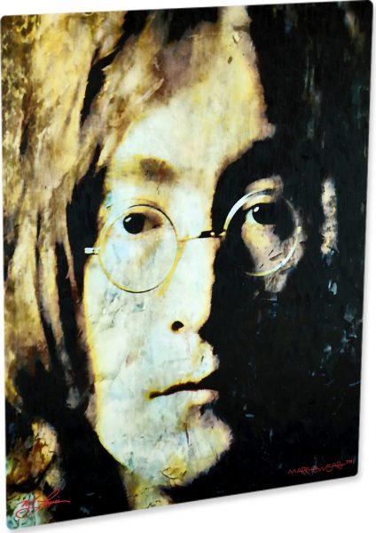 """John Lennon """"John Lennon Study 4"""" by Mark Lewis"""