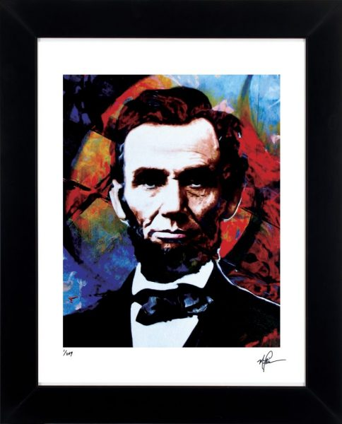 """Abraham Lincoln """"Knowing Lincoln"""" by Mark Lewis"""