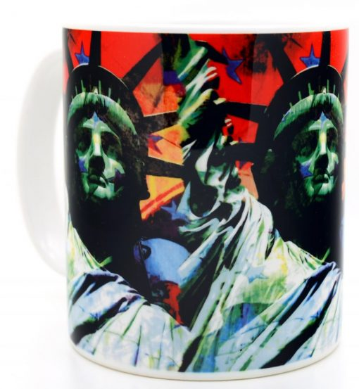 """Statue Of Liberty """"Lady Liberty"""" by Mark Lewis"""