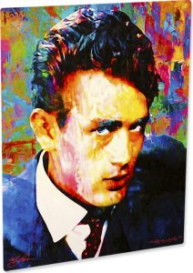 "James Dean ""Life's Significance"" by Mark Lewis"