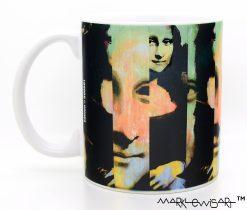 """Mona Lisa """"Noble Purity"""" by Mark Lewis"""