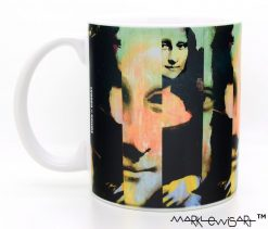 "Mona Lisa ""Noble Purity"" by Mark Lewis"