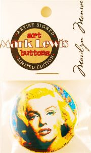 "Marilyn Monroe ""Right To Twinkle"" by Mark Lewis"