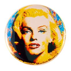 "Marilyn Monroe ""Right To Twinkle"" by Mark Lewisn"