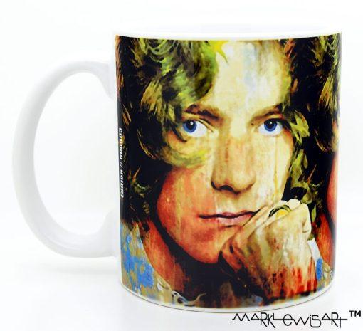 "Robert Plant ""Shear Power"" by Mark Lewis"