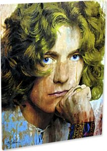 "Robert Plant ""Shear Power"" by Mark Lewis"