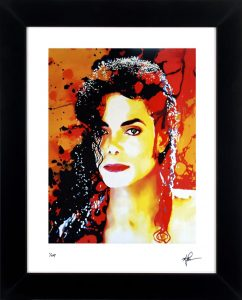 "Michael Jackson ""Perfection Veteran"" by Mark Lewis"