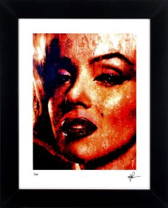 "Marilyn Monroe ""Because I Am"" by Mark Lewis"