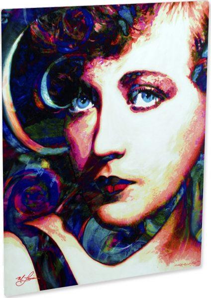 Marion Davies art print Girl Won