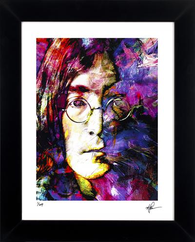 John Lennon Study 2 LEP Main