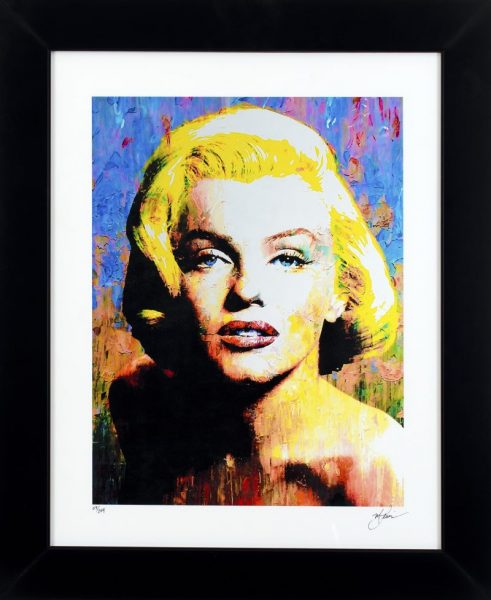 Right To Twinkle Marilyn Monroe Front