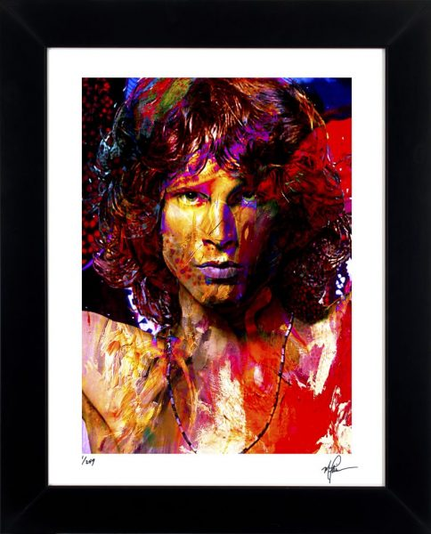 Jim Morrison Window Of My Soul LEP Front