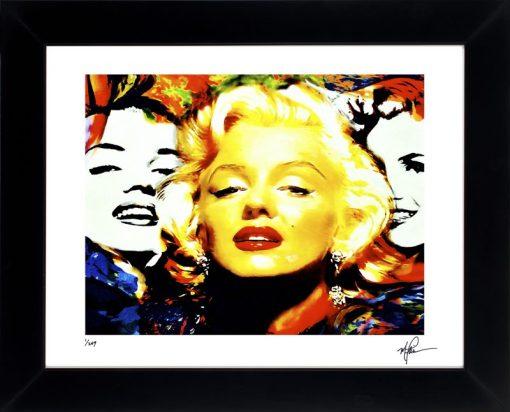 Marilyn Monroe Triple Marilyn LEP Front
