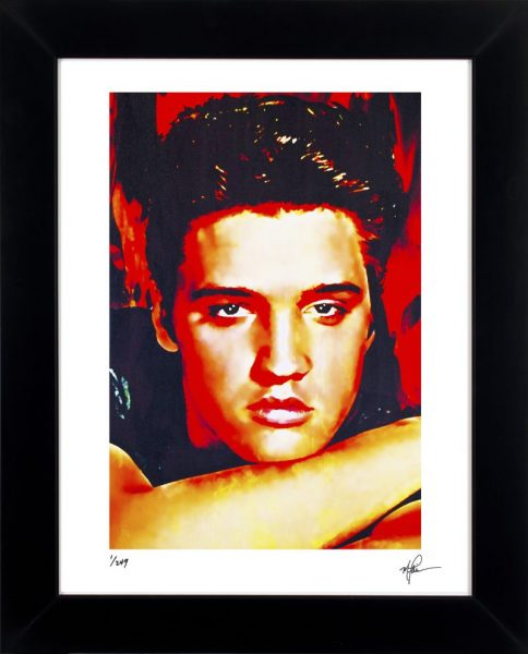 Elvis Presley Reflections Of Purity Front