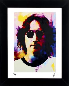 John Lennon Dance Of Emotion LEP Front