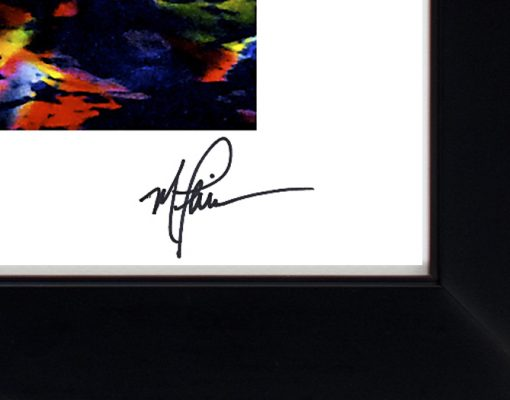Marilyn Monroe Triple Marilyn LEP Signature