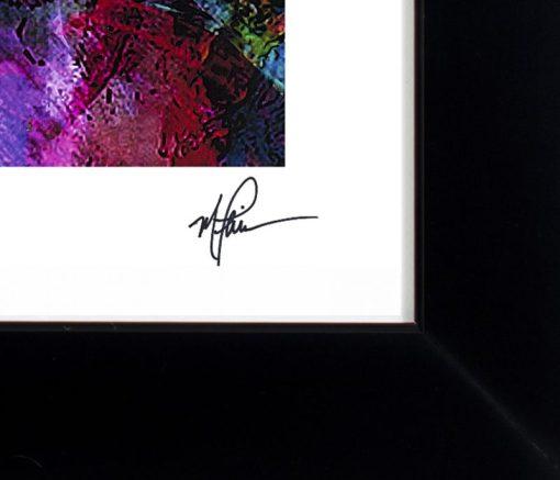 John Lennon Study 2 Signature