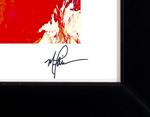 Jim Morrison Window Of My Soul LEP Signature