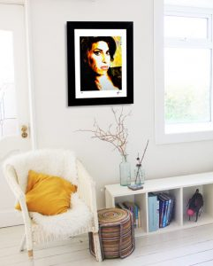 """Amy Winehouse """"A School Of Thought"""" lep home"""