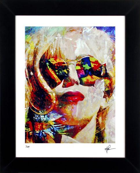 """Lady Gaga """"Lady Gaga Study 2"""" lep front"""