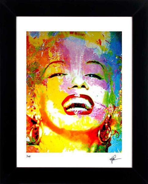 "Marilyn Monroe ""Marilyn Eleven"" lep front"