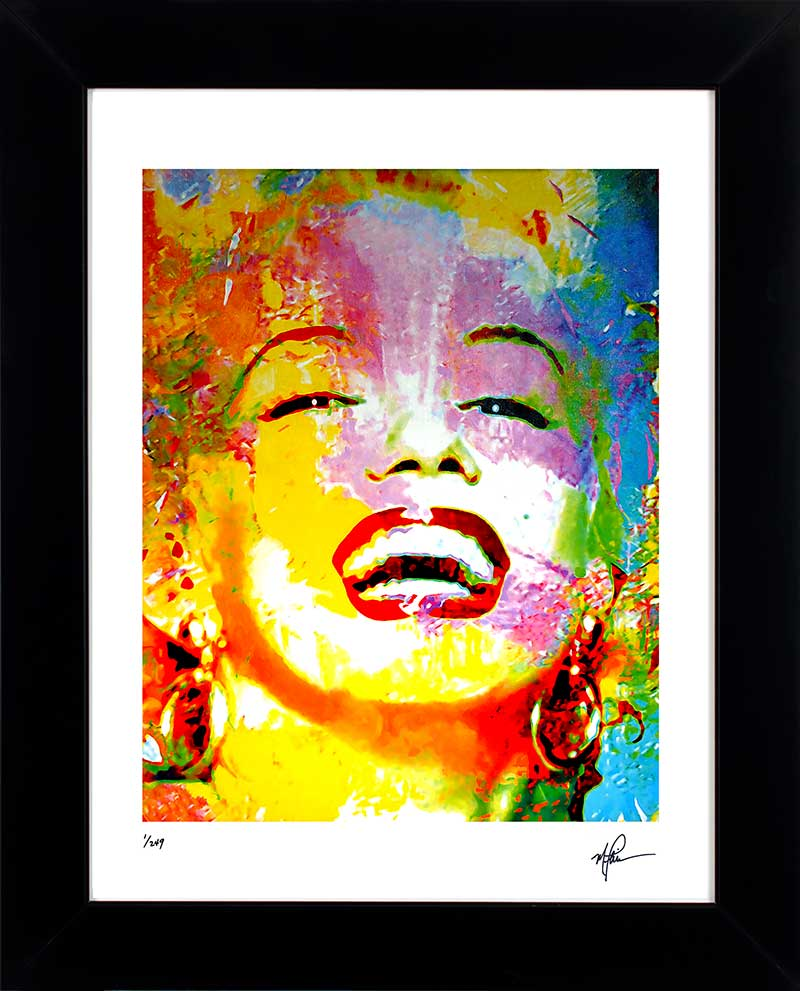 Marilyn Monroe Archives | Mark Lewis Art