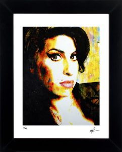 "Amy Winehouse ""A School Of Thought"" lep front"